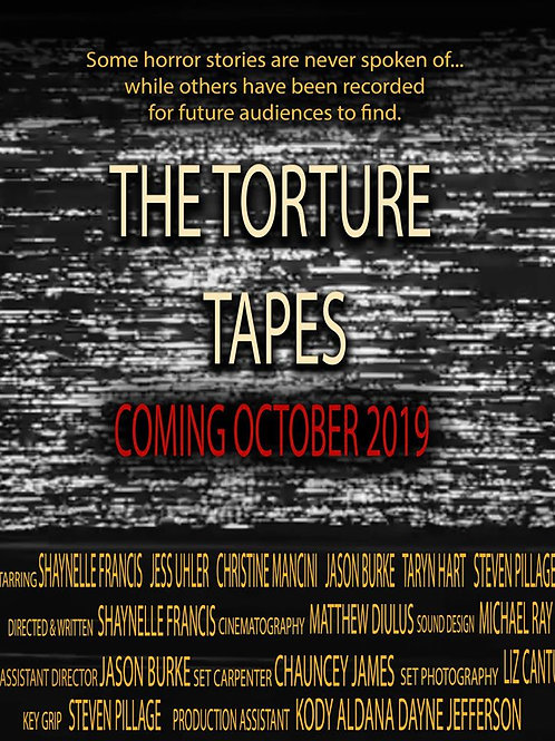 The Torture Tapes - DVD Copy
