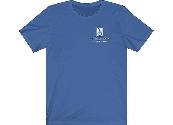Soroptimist International 100th Anniversary Unisex Short Sleeve Tee