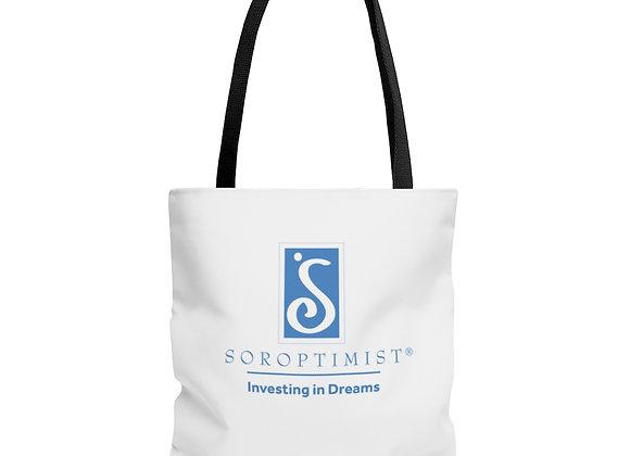 Soroptimist International 100th Anniversary Tote Bag