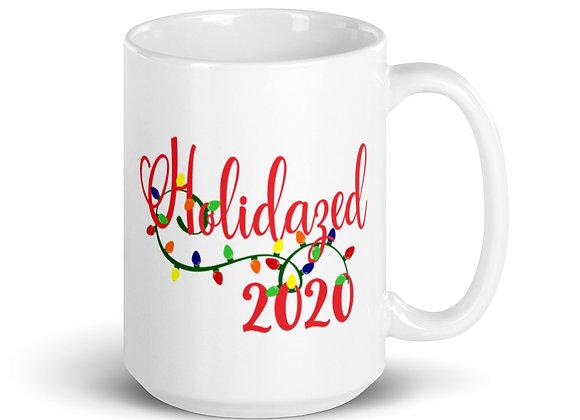Holidazed 2020 Mug