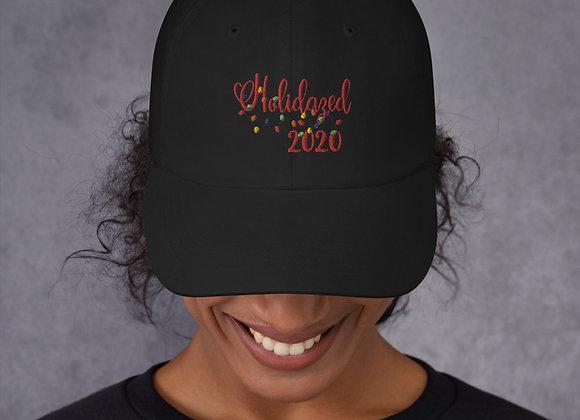 Holidazed 2020 Dad (or Mom) hat