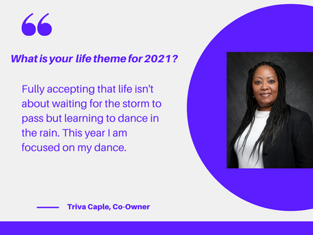 Check out our Personal Themes for 2021