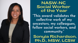 NASW-NC Social Worker of the Year