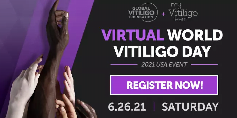 Virtual World Vitiligo Day!!!