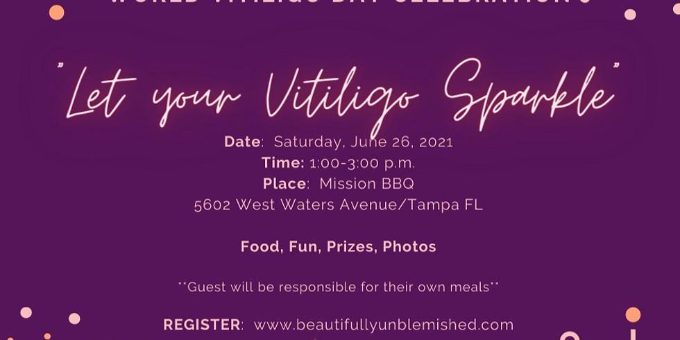 Beautifully Unblemished's World Vitiligo Day Celebration