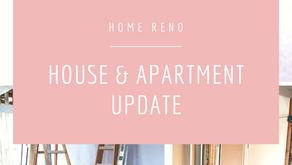 Home Reno & Apartment Updates