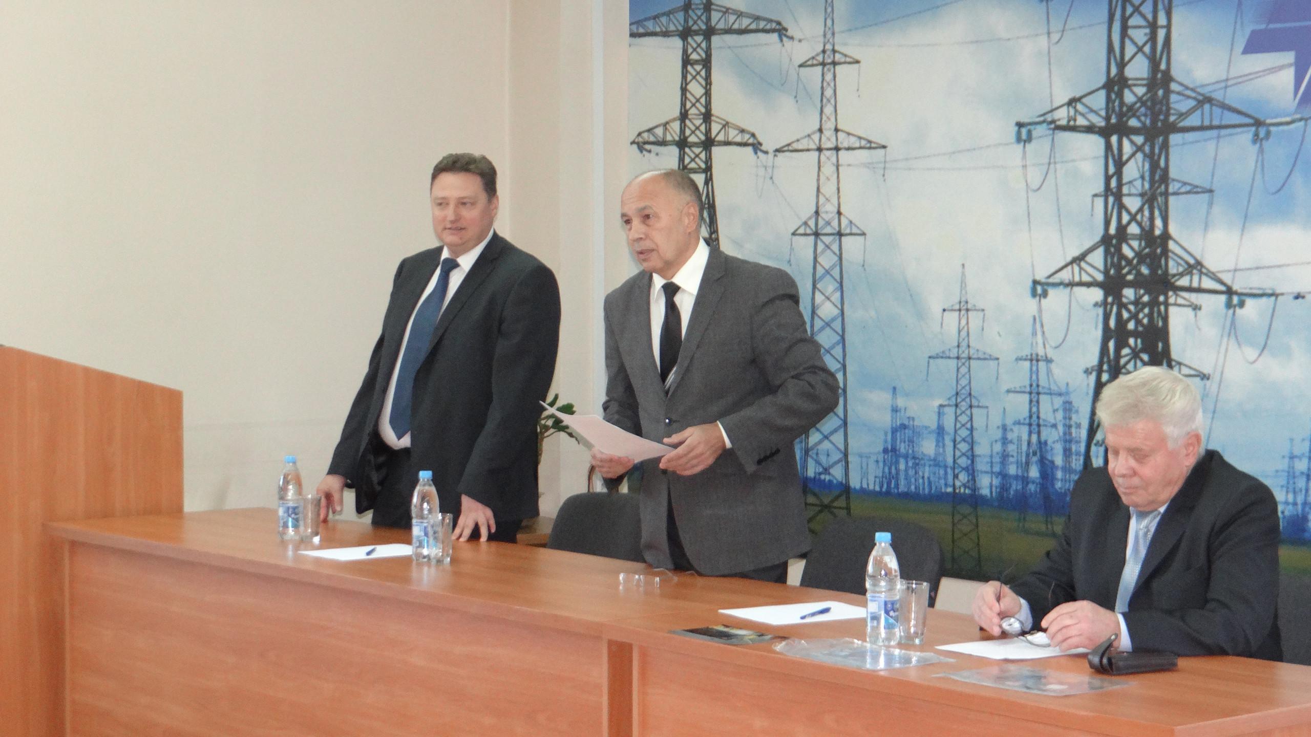 Профсоюзная конференция АО Татэлектромонтаж (2)