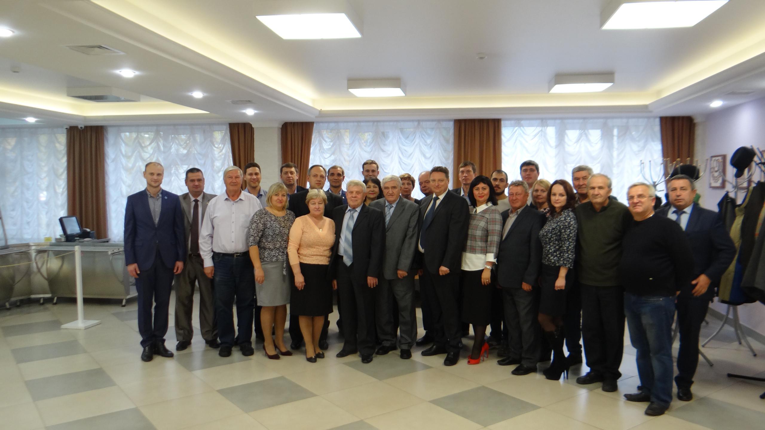 Профсоюзная конференция АО Татэлектромонтаж (7)