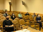 Первое заседание Молодёжного совета Федерации профсоюзов Республики Татарстан