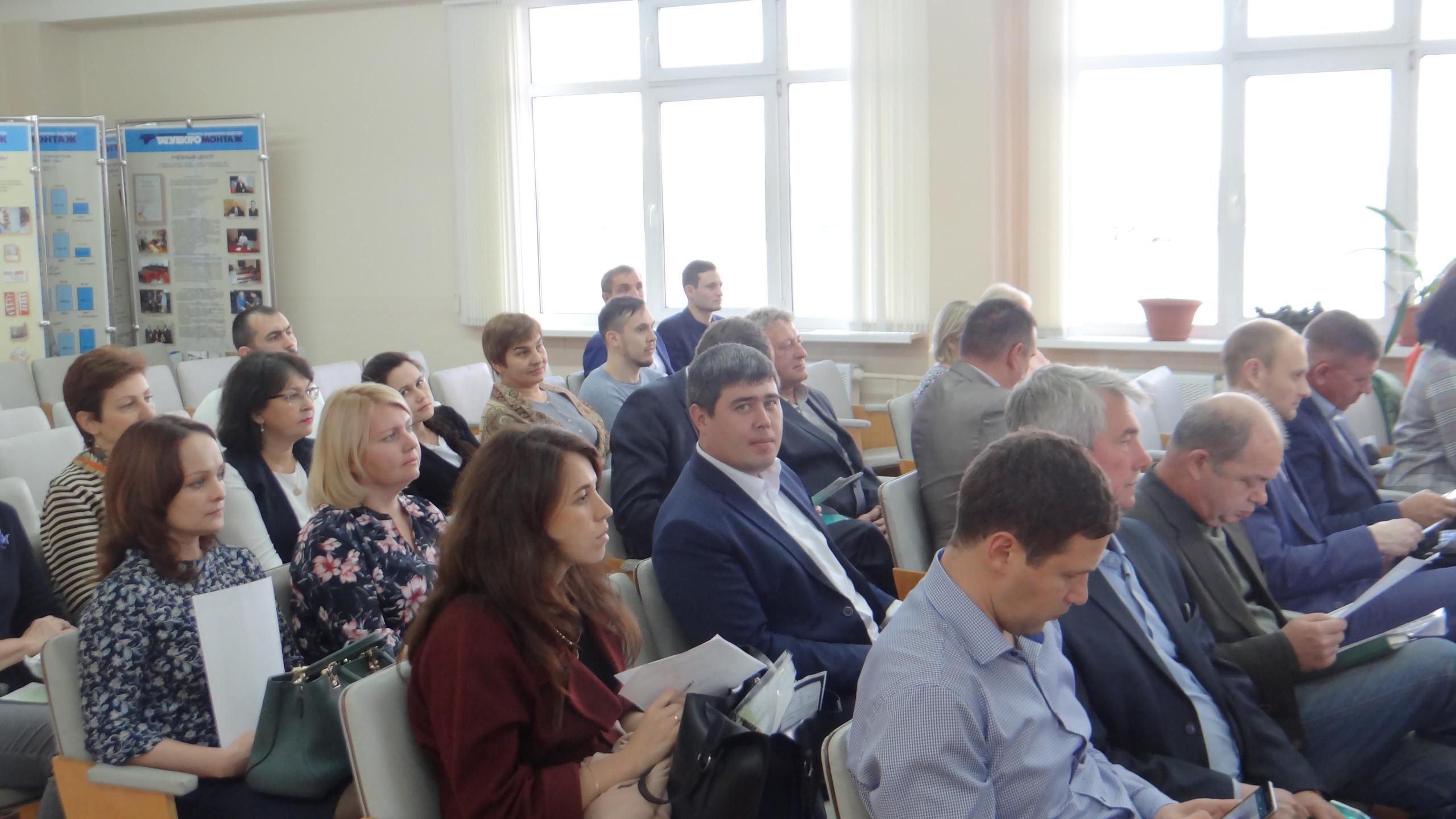 Профсоюзная конференция АО Татэлектромонтаж (3)