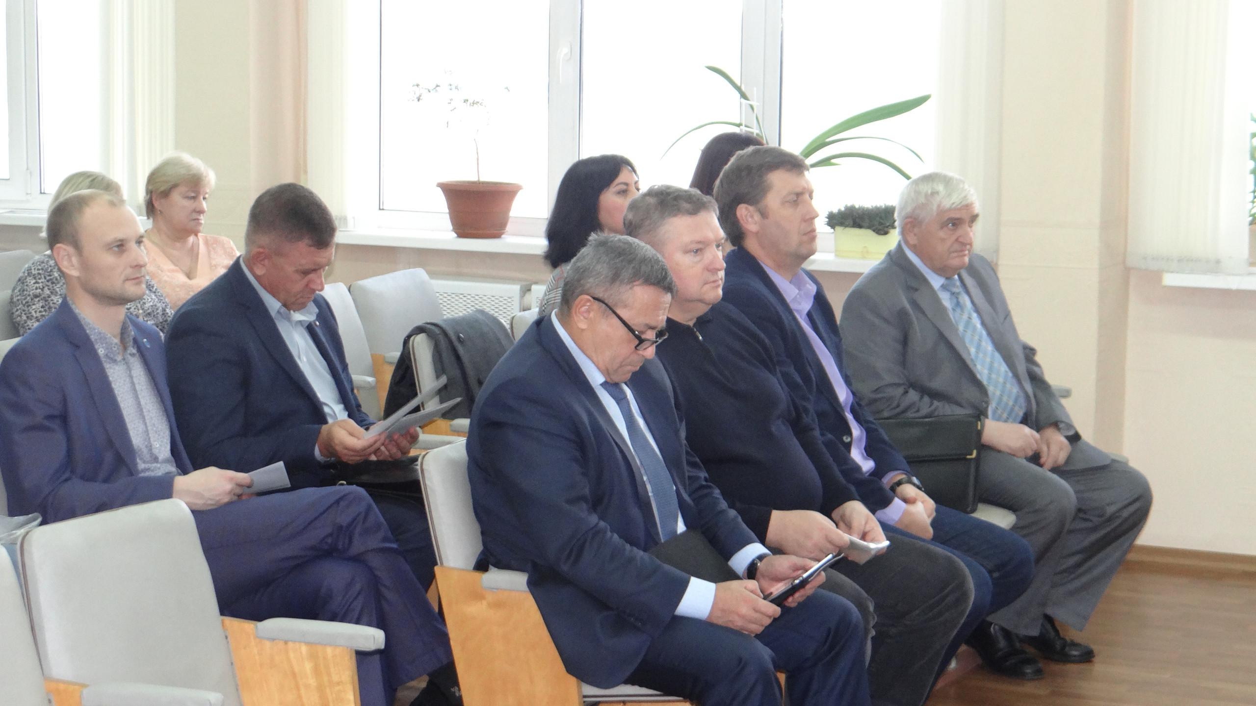 Профсоюзная конференция АО Татэлектромонтаж (4)