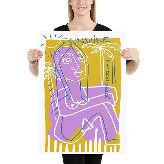 Sunshine Forever Poster