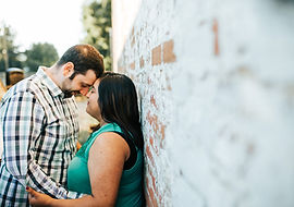 Winters Engagement Session Photography