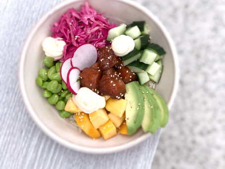 TRY OUR GRAB AND GO BOWLS!