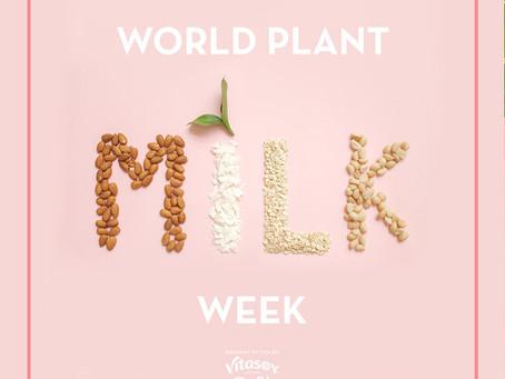 World Plant Milk Day