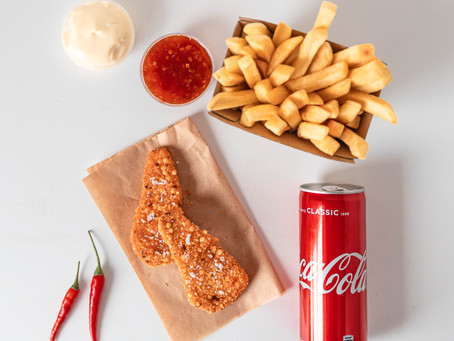 LUNCH COMBO $9.50!