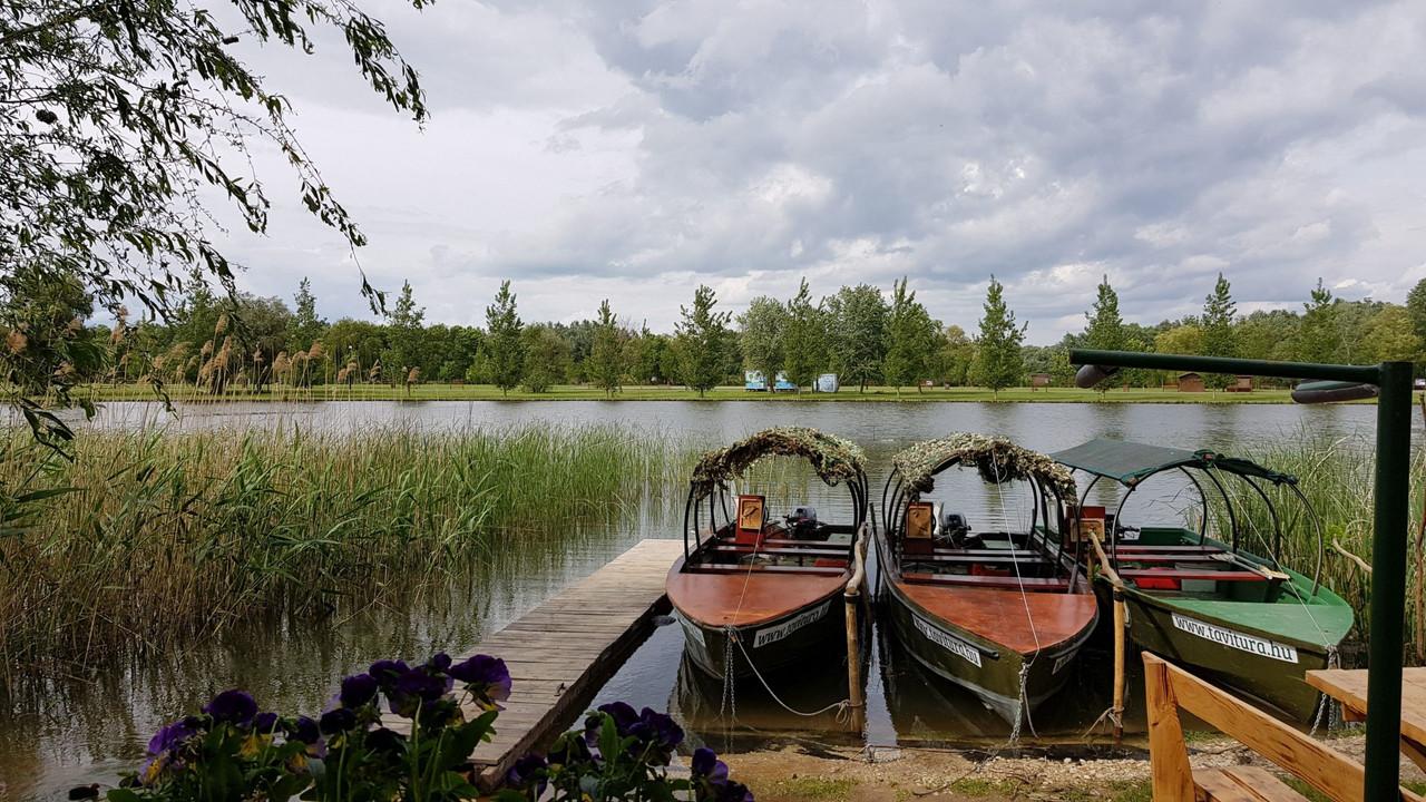 Tisza tavi csónaktúra Tiszafüredről (27 km)