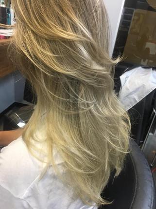 Iluminacion peluqueria KO miraflores