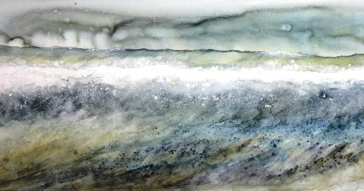 Déferlante sur la rive (2014)