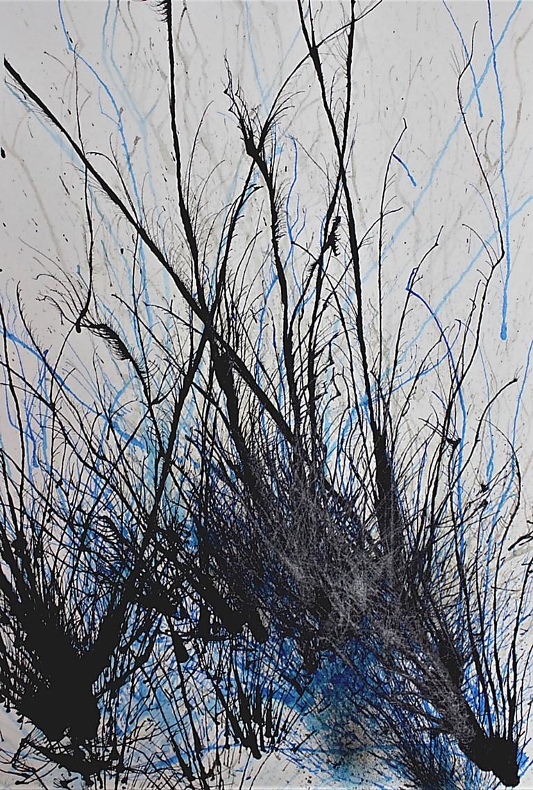 Buisson bleu (2018)