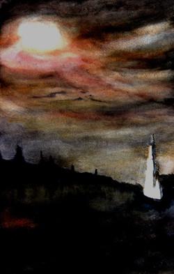 Clair de lune à Ste-Catherine (2012)