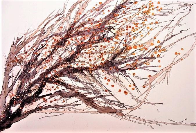 Branches d'automne / 2018