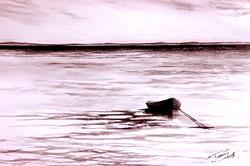 Barque ancrée (2014)