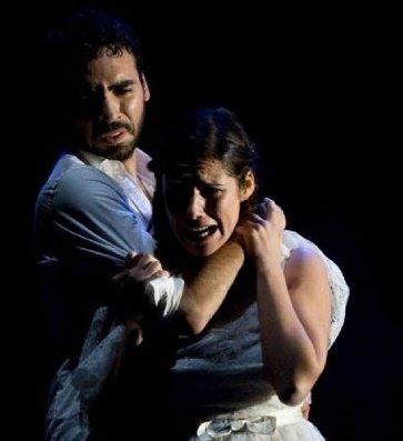 BODAS DE SANGRE, teatro