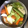Veggie broth making kit