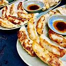 Meat gyoza