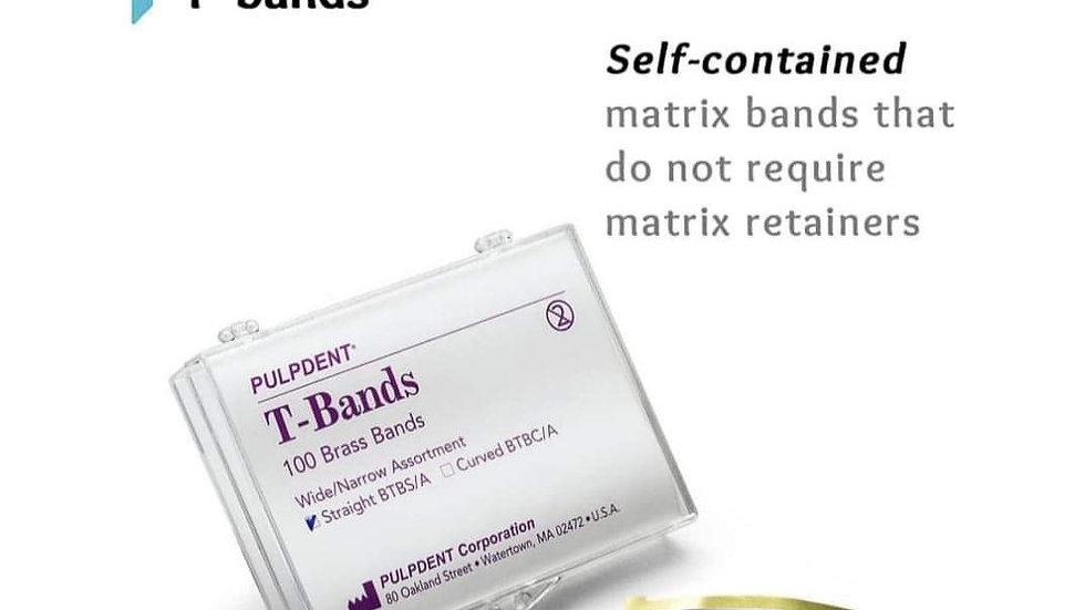 PULPDENT T BANDS