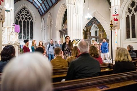 Circle Singing London