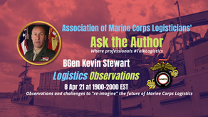 Ask the Author: Brigadier General Stewart and Logistics Observations
