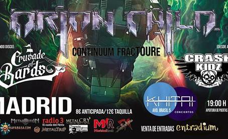 The Crash Kidz goes Spain !!!