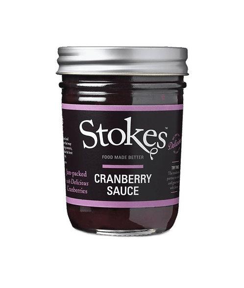 Stokes Cranberry Sauce