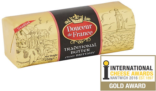 Douceur de France Unsalted Butter Roll