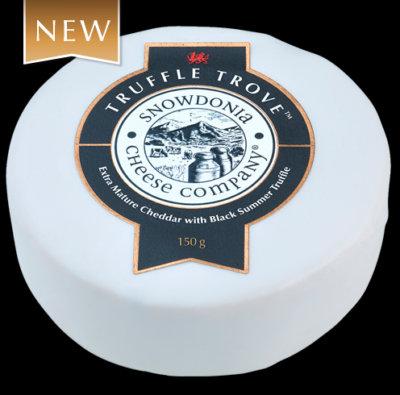 Snowdonia Cheese Co. Truffle Trove