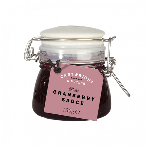 Cartwright & Butler Cranberry Sauce