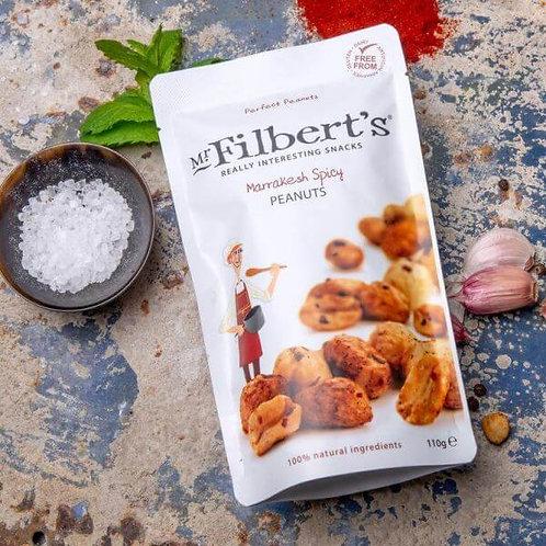 Mr. Filberts Marrakesh Spicy Peanuts