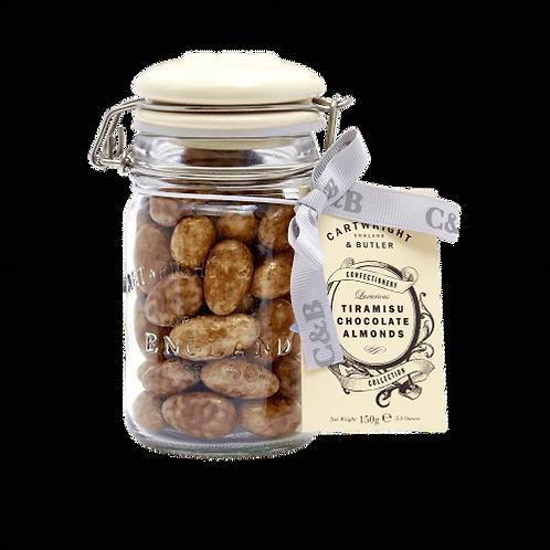 Cartwright & Butler Tiramisu Almonds