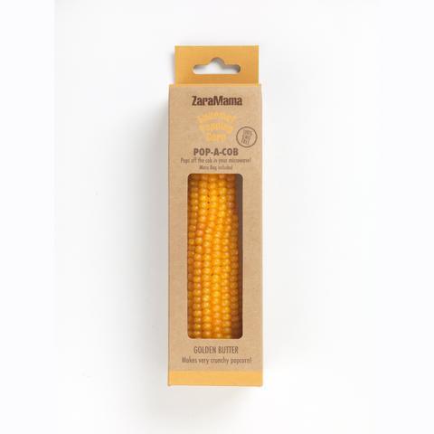Zaramama Golden Butter Pop-a-Cob