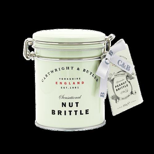 Cartwright & Butler Peanut Brittle Tin