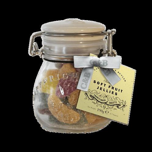 Cartwright & Butler Fruit Jellies In Jar