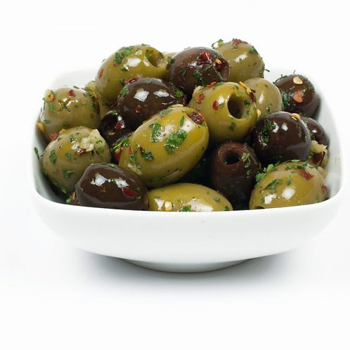 Clemency Hall Mixed Olives