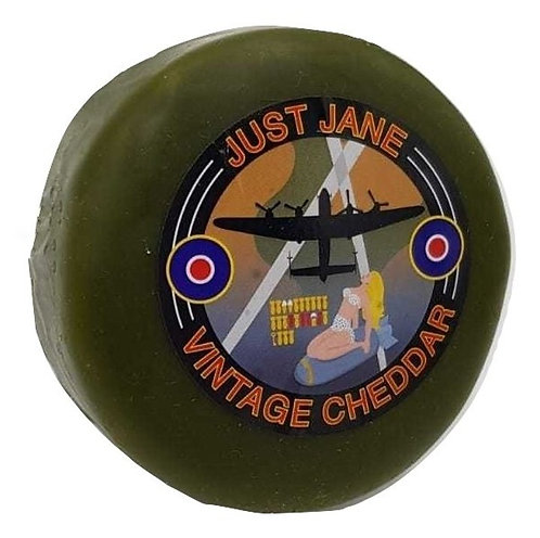 Just Jane Vintage Cheddar