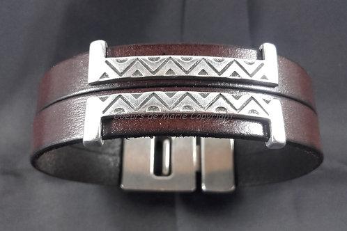 Bracelet-Manchette INCA