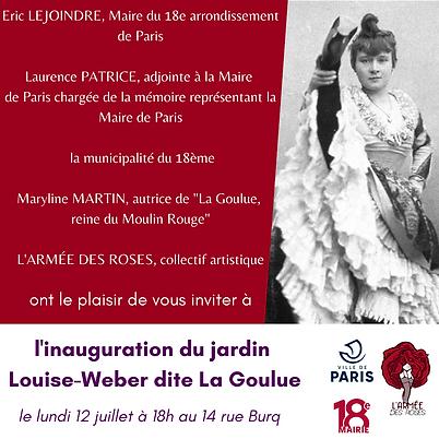 l'inauguration du jardin Louise-Weber dite La Goulue.png