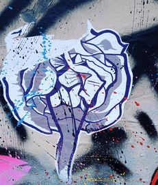 Collage L'Armée des Roses