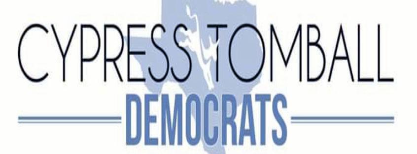 Cypress-Tomball Democrats logo