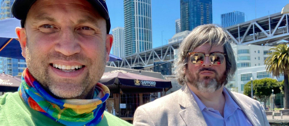 "Bob Calhoun talks ""The Murders That Made Us"" on San Francisco Chronicle podcast."